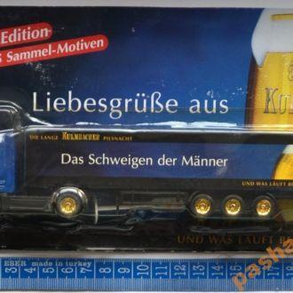 Модели грузовиков Mercedes, SCANIA, MAN, 1:87 / №6
