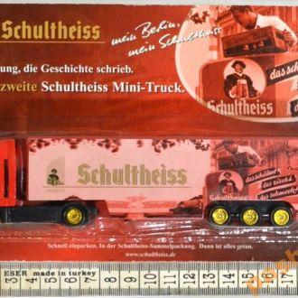 Модели грузовиков Mercedes, SCANIA, MAN, 1:87 / №2