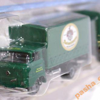 Ретро-грузовики Германии Horch, IFA, MAN, 1:87 №10
