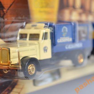 Ретро-грузовики Германии Horch, IFA, MAN, 1:87 №11