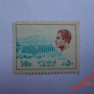 Иран 50 динаров Шах Ирана Реза Пехлеви, ГЭС MVLH