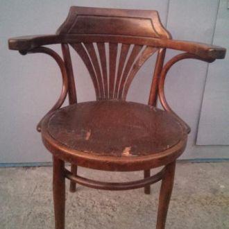 Кресло модерн в стиле Тонет царизм