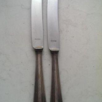 Нож столовое серебро 800 проба царизм