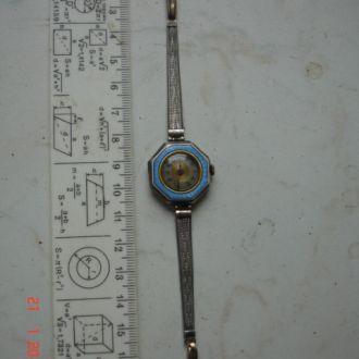 Часы женские гельшированная эмаль