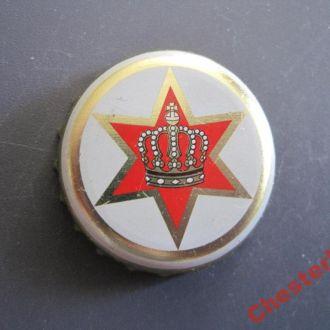 """Пивная крышка """"Корона"""" (Wurzburger Hofbrau GmbH, Германия) редкая"""