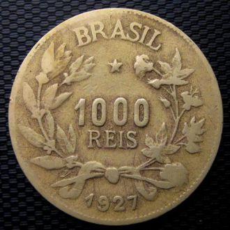 Бразилия 1000 рейс 1927 год