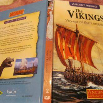 викинги история книга диск на английском языке