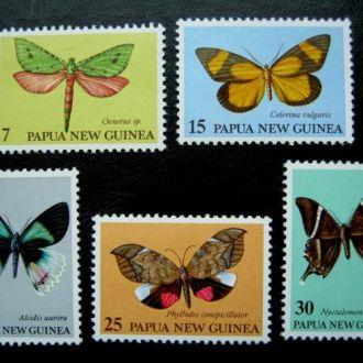 butterfly насекомые бабочки метелики папуа гвинея