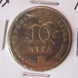 10 липа Хорватия 1997
