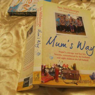 английский на английском языке книга MAMS WAY