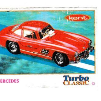 Вкладыш Turbo Classic 93 Mercedes