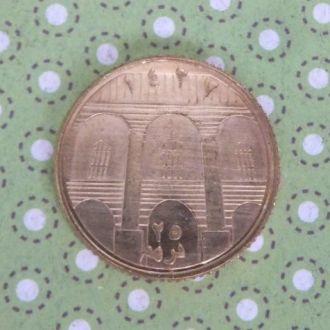 Кабо дахла 2006 год монета 500 песет фауна !