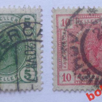 Австрия 1905 г