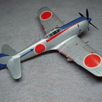 """Японський винищувач Кі-84 """"Хаяте"""""""