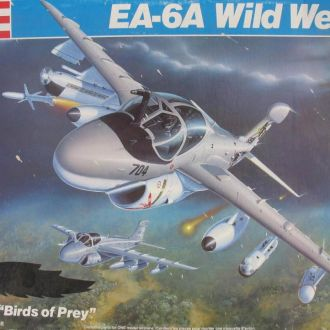 EA-6A Wild Weasel 1:48 Revell