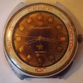 Часы командирские (Чистополь  заказ МО)