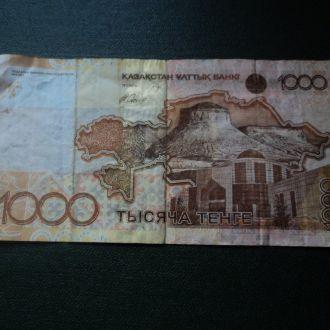 Казахстан. 1000 тенге .