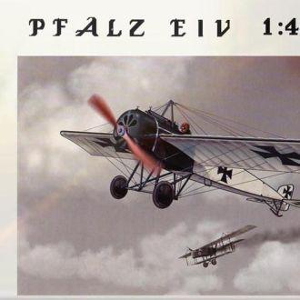 AMG Models - A48202 - Pfalz E.IV - 1:48