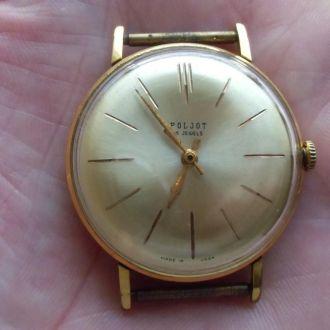 Часы Полет 2409 AU-20 CCCР 16 -17 камней Отличные!