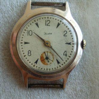 Часы ЗиМ Победа СССР алюм.корпус Старинные Рабочие