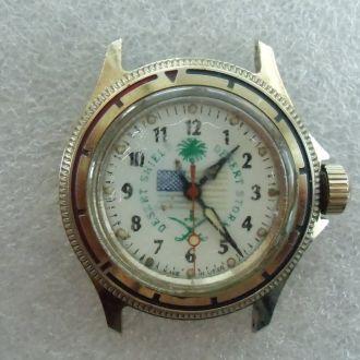Часы Восток Малютка Буря в Пустыне СССР  на ремонт