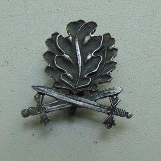 Подвес для рыцарского креста. Дуб.листья с мечами