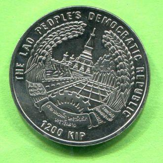 Лаос 1200 кип 1995 г ФАО