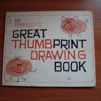 Ed Emberleys - Great Thumbprint Drawing Book