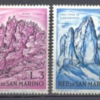 Сан Марино горы альпинизм 6м **