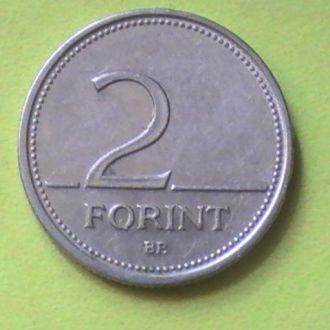 2 Форинта 1997 г Венгрия 2 Форінта 1997 р Угорщина