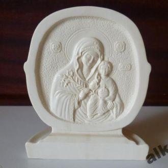 МАТЕРЬ БОЖЬЯ-бивень мамонта--АВТОРСКАЯ