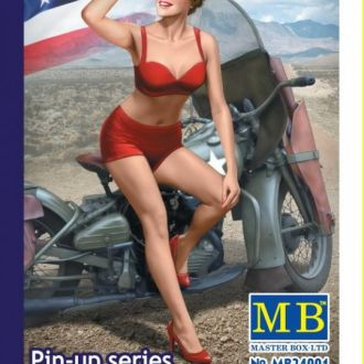 Master Box 24001 Pin-up serie Marylin (1/24)