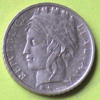 100 Лир 1993 г Италия 100 Лір 1993 р Італія