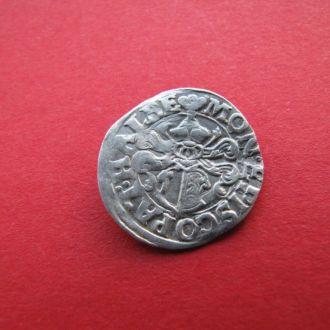 1 Грошен 1616,(20) Епископство Хальберштадт