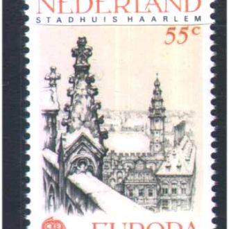 ZM Нидерланды / Голландия 1978 г  MNH - СЕРТ -