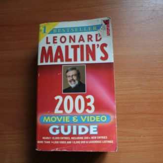 Leonard Maltins - Movie & Video Guide 2003