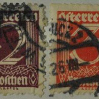 Австрия 1925-1927