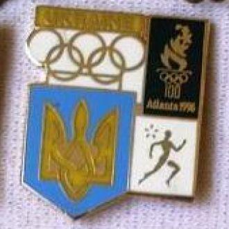 спорт,пятиборье, сборная Украины,ОИ 1996, Атланта