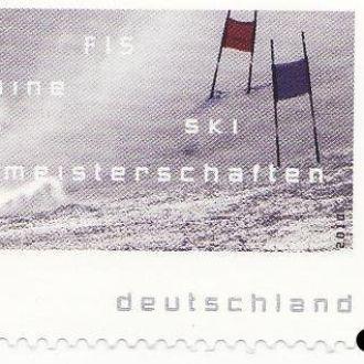 Germany/ Германия -  Alpine Ski, Лыжник - 2011 OLM