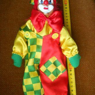 Клоун..