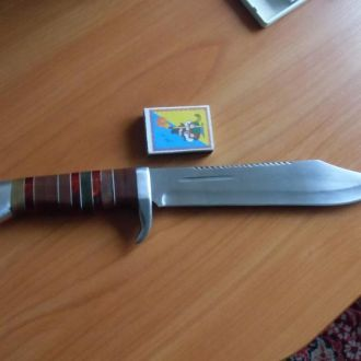 Нож охотничий Финка Кинжал из СССР Отличный в коллекцию