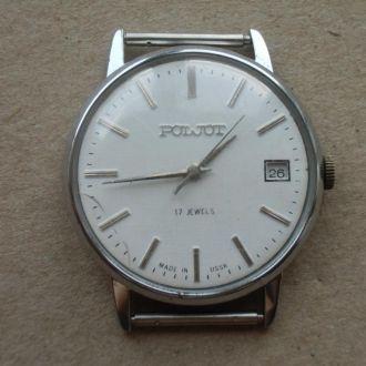 Часы Полет 2614.2Н POLJOT СССР Оригинал Рабочие