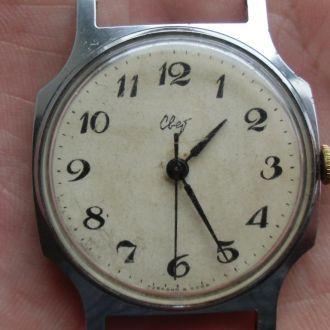 Часы Свет Ракета 2609 . НА . СССР  Рабочие !
