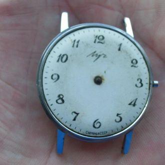Часы Луч 2209 СССР Тонкие  Под восстановление