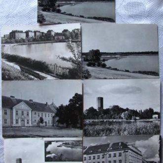 Фото - открытки 7 шт. Города