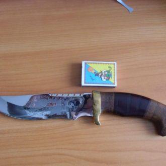 Нож Финка охота из СССР Отличный для Коллекции !!!