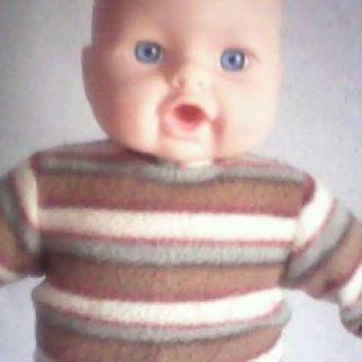 кукла мальчик  CIT I TOY звуковой