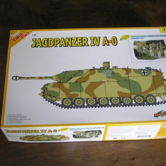 CyberHobby/Dragon Jagdpanzer IV A-O  1:35