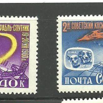 1960  корабль  спутник MNH  CC1