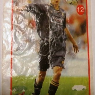 вкладыш Euro 2000 12 Dean Blackwell